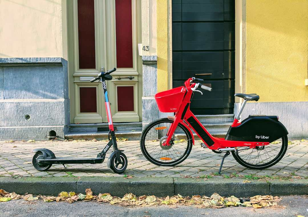 UStart: Micromobility boost after Covid-19